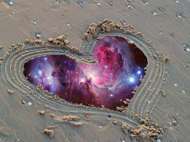 universe-and-heart